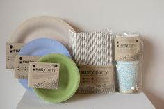 Throw an Eco-Friendly Party With Sustainable Supplies