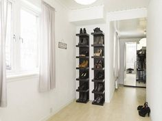House for sale - great way to organize/display shoes!