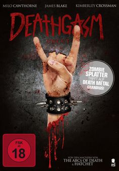 Watch Deathgasm (2015) Full Movie Online Free