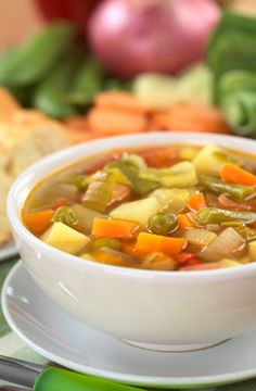 Healthy & Comforting Soups for Fall