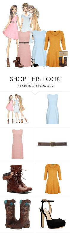 """Untitled #661"" by luckystrawberry ❤ liked on Polyvore featuring Diane Von Furstenberg, Lauren Ralph Lauren, Ariat, Michael Kors, Yves Saint Laurent, women's clothing, women, female, woman and misses"