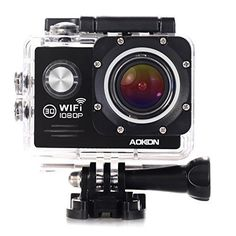 Sports Action Camera Waterproof HD DV Camcorder 1080P Motorcycle Undewater NEW  #SportsActionCamera