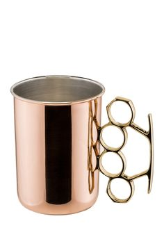 Brass Knuckle - Moscow Mule Mug