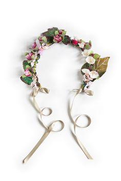 Spring Summer 2015, Flower Making, Flower Crown, Floral Wreath, Bloom, Wreaths, Key, Unique, Green