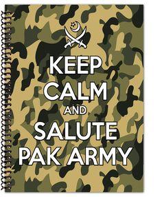 Pak Army Notebook