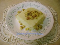 Milky Semolina Dessert (Sutlu Irmik Tatlisi)