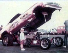 70s Funny Cars - the Smit's Bros. and Fetrow Minnesota Cuda