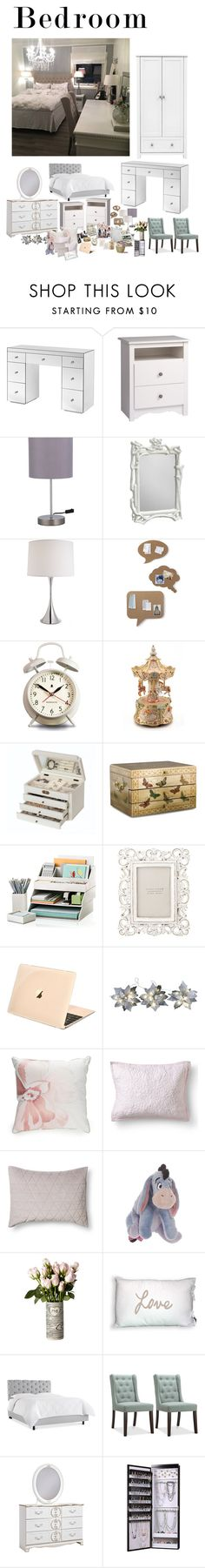 """""""What's In My Room"""" by medicicapetiens ❤ liked on Polyvore featuring interior, interiors, interior design, home, home decor, interior decorating, Prepac, Stray Dog Designs, Dollhouse and Michael Aram"""
