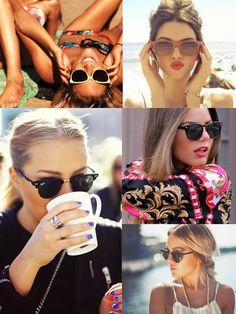 http://thefashiontag.wordpress.com/2013/05/18/sunglasses-types-trends-2013-summer/  #sunglasses #2013sunniesstyles #sunglasseslooks #streetstyleshades