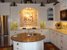 8 Creative And Inexpensive Tricks: Kitchen Remodel I Am easy kitchen remodel budget.Kitchen Remodel Grey Countertops kitchen remodel on a budget islands.Small Kitchen Remodel With Bar. Tuscan Kitchen Design, Kitchen Cabinet Design, Modern Kitchen Design, Kitchen Designs, Kitchen Ideas, Kitchen Decor, Kitchen Paint, Kitchen Display, Kitchen Themes