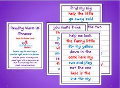 Fluency and a Freebie
