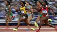 shelly ann fraser pryce - Fastest woman