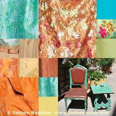 #Modefarbtrends #2017 für den #Frühlingstyp, #FarbenreichSabinaBoddem, #Farbberatung, #Stilberatung