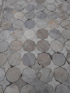 Marble floor, Agra Fort, Uttar Pradesh, India