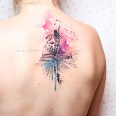 Awe-inspiring Book Tattoos for Literature Lovers - book tattoo ideas - Boho Tattoos, Sexy Tattoos, Body Art Tattoos, I Tattoo, Tatoos, Tattoos For Lovers, Tattoos For Women, Bookish Tattoos, Aquarell Tattoos