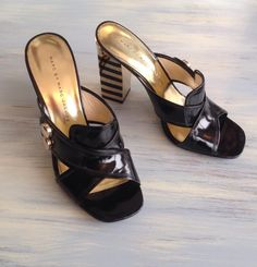 74e377c064 Marc by Marc Jacobs Open Toe Heels at One Savvy Design Consignment Boutique  74 Church Street Montclair, NJ