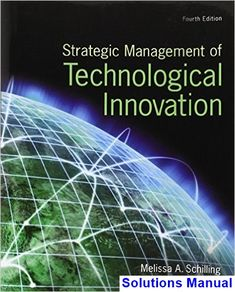 Supply chain logistics management 4th edition bowersox solutions solutions manual for strategic management of technological innovation 4th edition by schilling fandeluxe Gallery