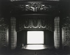 Hiroshi Sugimoto: Paramount, Oakland (1994) - 256