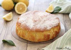 Torta al limone Almond Paste Cookies, Italian Desserts, Keto Bread, Biscotti, Cornbread, Camembert Cheese, Mousse, Yogurt, Muffin