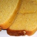 Easily and Happily Gluten Free: Easy Corn bread Sandwich Bread, yellow bread for finger sandwiches, yellow theme baby shower or wedding breakfast Cooking Bread, Bread Baking, Cooking Recipes, Bread Maker Machine, Bread Machines, Cake Machine, Zojirushi Bread Machine, Bread Maker Recipes, Cake Recipes For Bread Machine