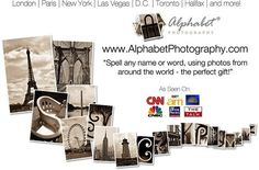 Want to win a customized frame?  Visit www.facebook.com/AlphabetPhotography for more details. #alphabetphotography #contest Alphabet Photos, Alphabet Art, Letter Art, Alphabet Photography, Word Art, Custom Framing, Photography Ideas, Friday, Lettering