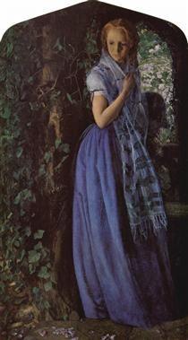April Love - Arthur Hughes