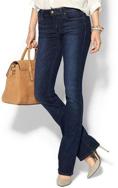 Joe's Jeans Bootcut Jean on shopstyle.com