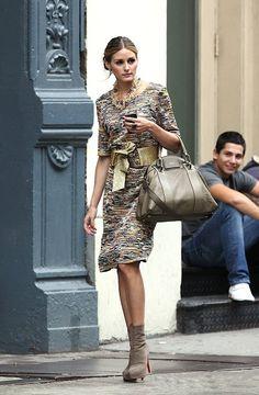 Bittersweet Vogue: Olivia Palermo