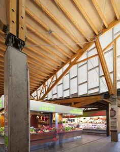 Inca Public Market by Charmaine Lay and Carles Muro