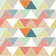 Fiesta Triangle #pattern