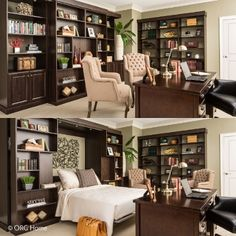 Office with murphy bed Wood For Office Guest Room Org Home Expands Murphy Bed Product Line With Three Unique Solutions Pinterest 64 Best Murphy Bed office Images Alcove Bed Hidden Bed Bedroom