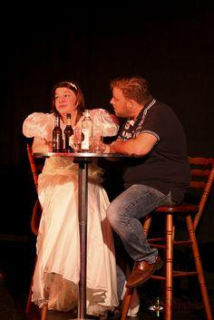 Die in Winterlingen machen Theater Kultur auf der schwäbischen Alb bei der K3 Kleinkunstbühne