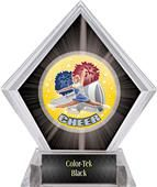 Hasty Awards HD Cheer Black Diamond Ice Trophy$3-$4
