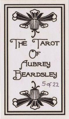 The Osborne Tarot Collection   Tarot of Aubrey Beardsley