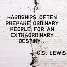 CS Lewis knows