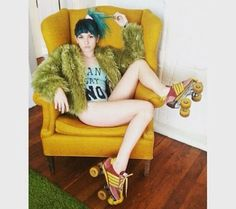 Faux Fur Shaggy Coat by HomeCookedKarma on Etsy https://www.etsy.com/uk/listing/292828425/faux-fur-shaggy-coat