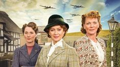 Home Fires | Masterpiece | When a rural English town finds itself on the verge of World War II, two powerful women struggle to put aside their differences in The Women's Institute and join forces amidst the chaos and uncertainty of wartime. Samantha Bond (Downton Abbey) and Francesca Annis (Reckless, Cranford) star in this heartwarming story of courage, friendship, and holding onto light in our darkest moments.