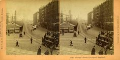 Possibly oldest photographs of Liverpool