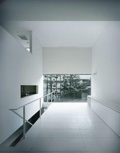 2008 Residential Co-Winner: Koji Tsutsui Architect & Associates. Tiles: Refin