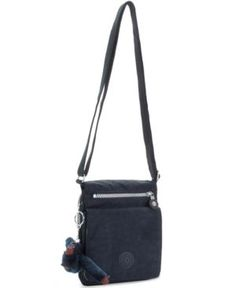 Kipling Handbag, El Dorado Shoulder Bag, Small - Blue