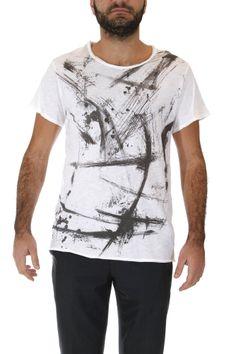 CLASHIFIED.2 Strokes T-shirt