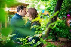 Adam + Jackie | Engagement Session | Southbank | London Wedding Photographer
