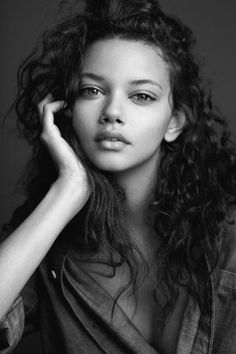 Gorgeous Young Black Face: Marina Nery - Cutest... - Black Girls | Ebony Babes | Beautiful Women