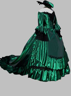 On sale R-039 19 century Vintage Costumes Victorian Gothic Lolita dress/Civil War Southern Belle Halloween dresses //Price: $US $145.96 & Up To 18% Cashback //     #gothic