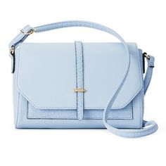 I want a baby blue purse