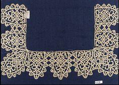 Collar, early 17th century, Italian
