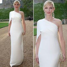 Os vestidos de Cate Blanchett nunca deixam a desejar nosred carpets e eventos mundo afora! É claro que a elegância e a postura da atriz contribuem muito p