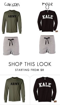 """""""The guys2"""" by pufferfishgal on Polyvore"""