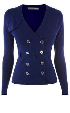 Karen Millen Trench Cardigan : Sale Garments