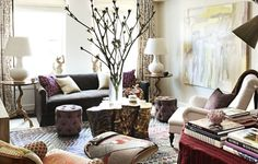 Let's take a look at the top 10 Living Room Trends for 2016 ! Inspire yourself and change your home division. Living Room Trends, Living Room Designs, Living Spaces, Design Blog, Design Trends, Beautiful Living Rooms, House Beautiful, Contemporary Bedroom, Contemporary Style